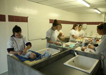 Inauguration de la nouvelle salle Petite Enfance