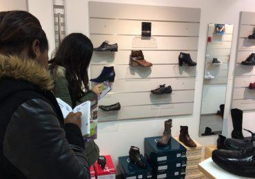 Visite de la boutique CAPEAN