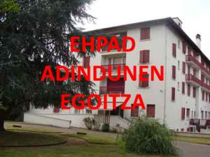 EHPAD Adidunen Egoitza