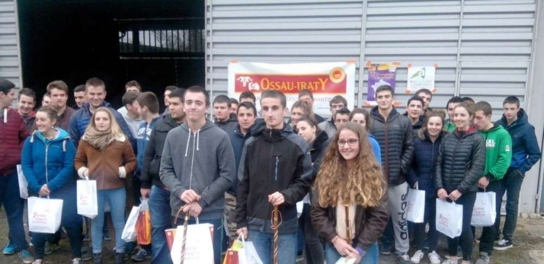 «Le lycée Frantsesenia brille aux Olympiades» – Sud Ouest