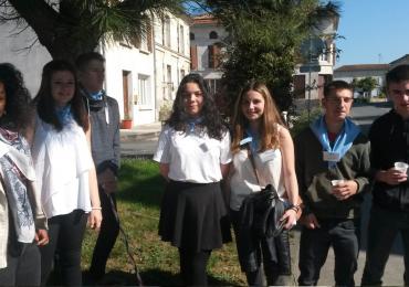 Festival des talents 13 avril 2017 à Saint Genis de Saintonge