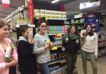 Mise en place d'une action promotionnelle à Intermarché