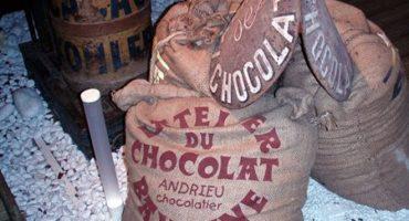 Bayonne : chocolat et musée basque