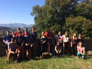 Les élèves de CAP2 SAPVER en visite à la « Cita »