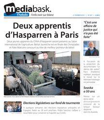 mediabaskUne