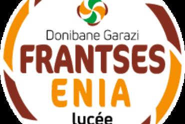«Nouveautés à Frantsesenia»