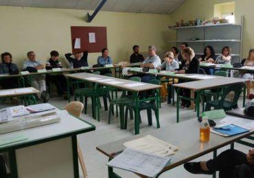 Enseignants et personnels formés 2 jours durant