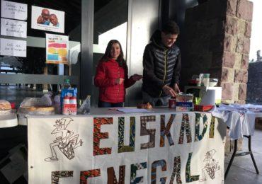 SOLIDARITÉ INTERNATIONALE AVEC L'ASSOCIATION EUSKADI SENEGAL