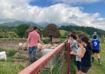 «Frantsesenia au cœur des Journées Nationales de l'Agriculture»